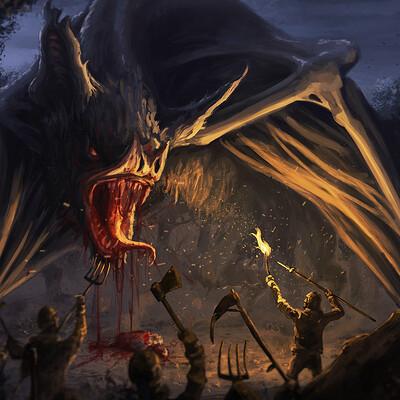 Theo legouis teolehog 1 bloodsucker dragon low