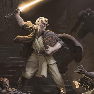 Jedi Master Ri-Lee Howell