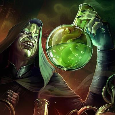 Sith Alchemy