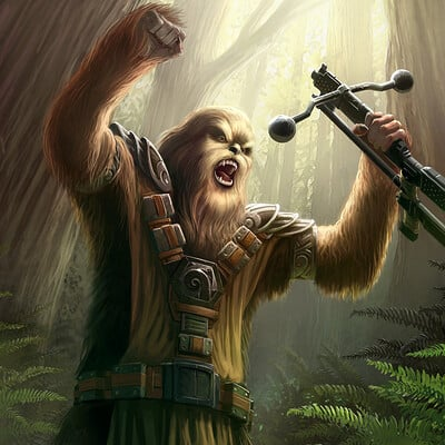 Wookie Brawler