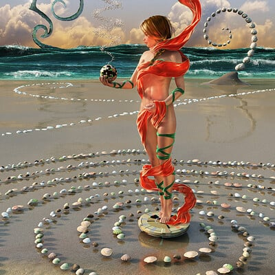 Artur rosa the spiral builder of the low tide 1080