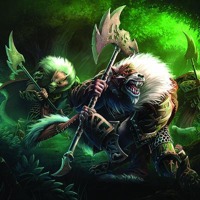 Wolfborn Skinwalkers