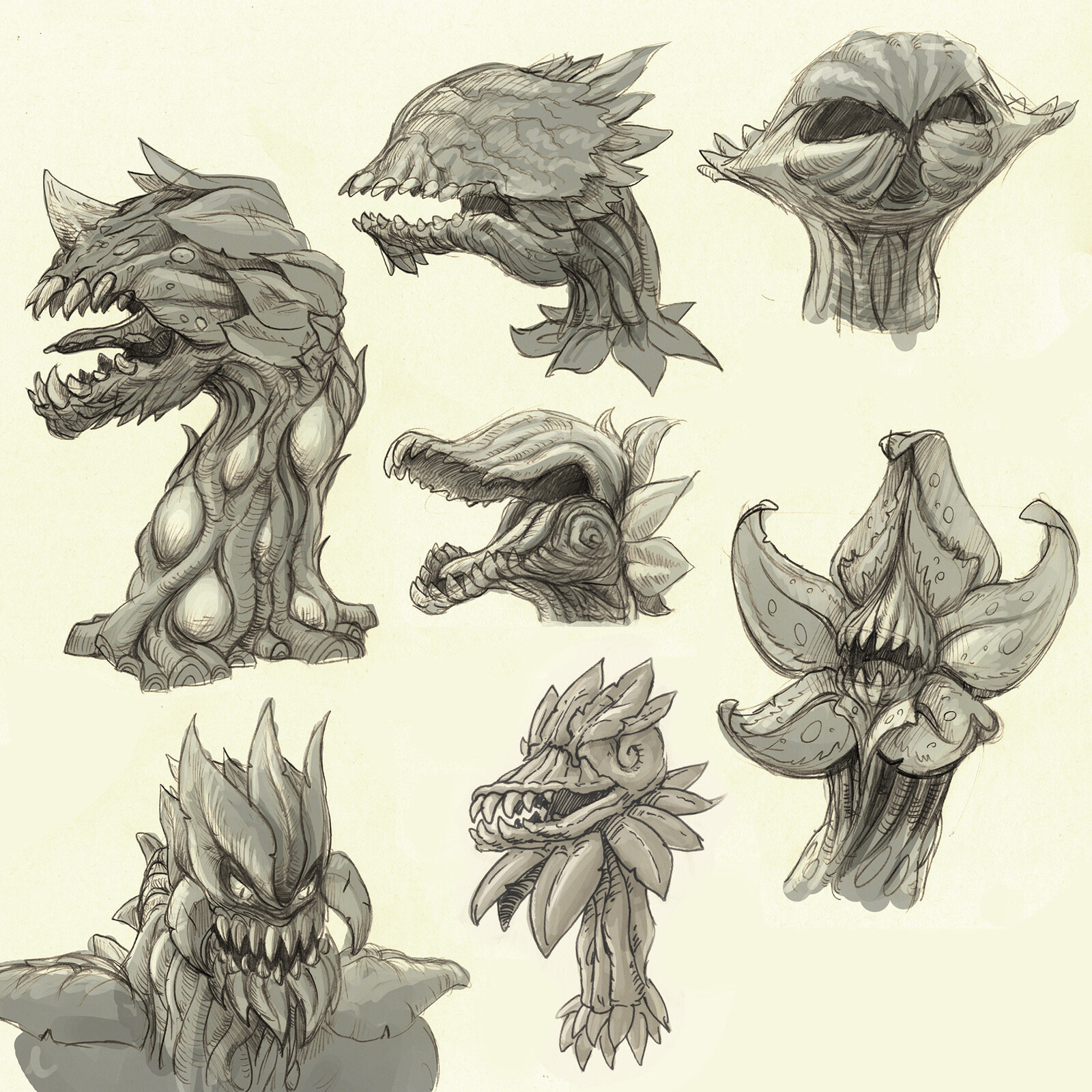 Early Head Concepts