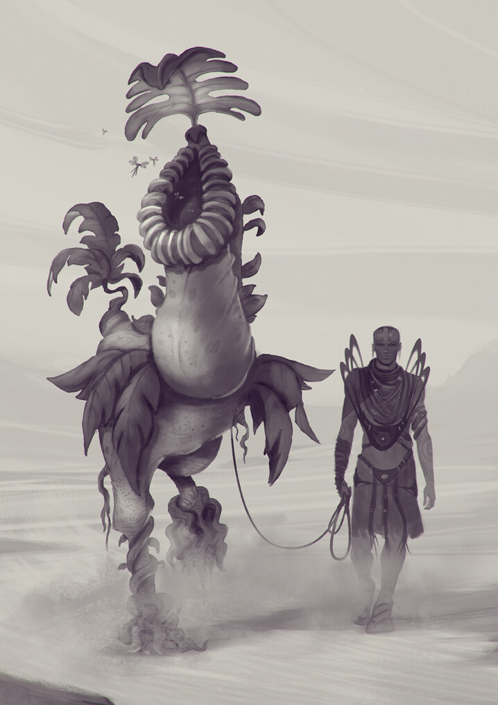Traxyl and his rider