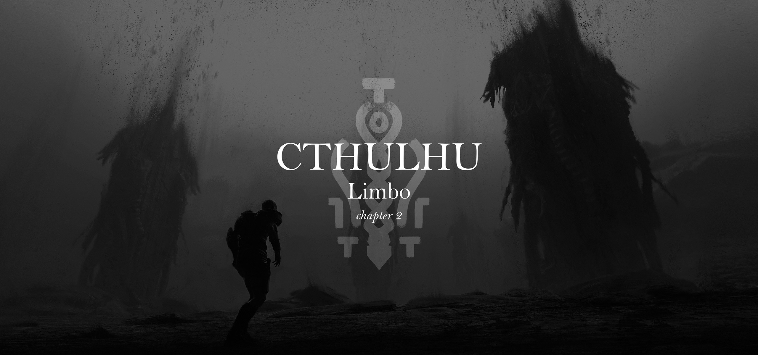 Second Chapter: Limbo.   I will share something more about it really soon!