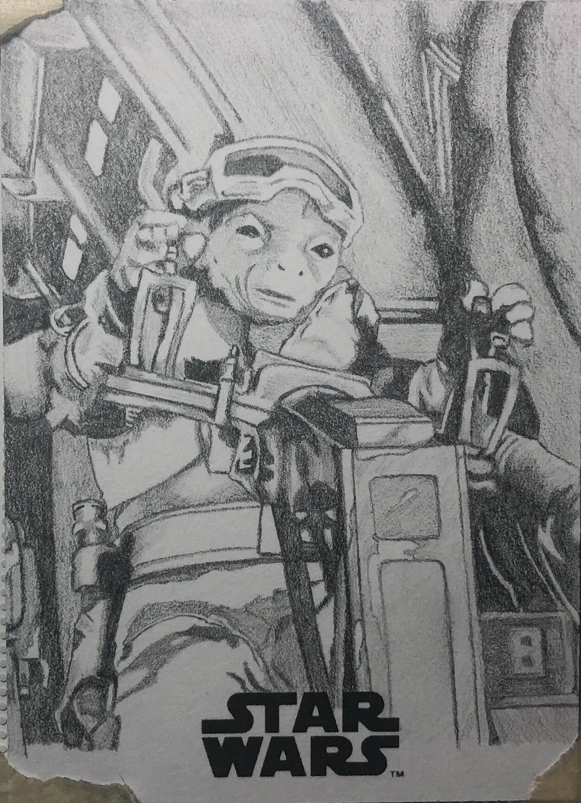 Rio from Solo a Star Wars Story