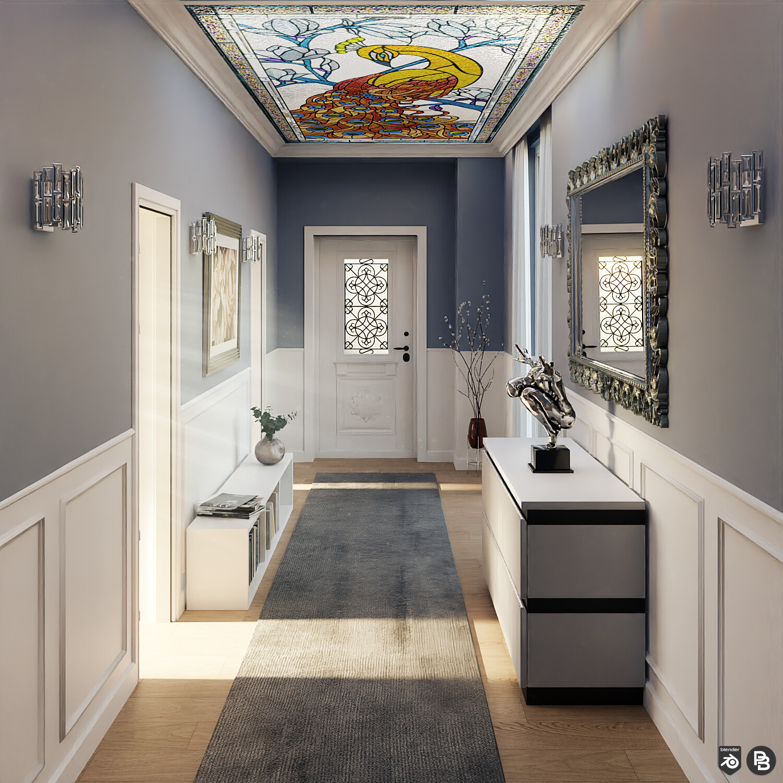 Corridor Color