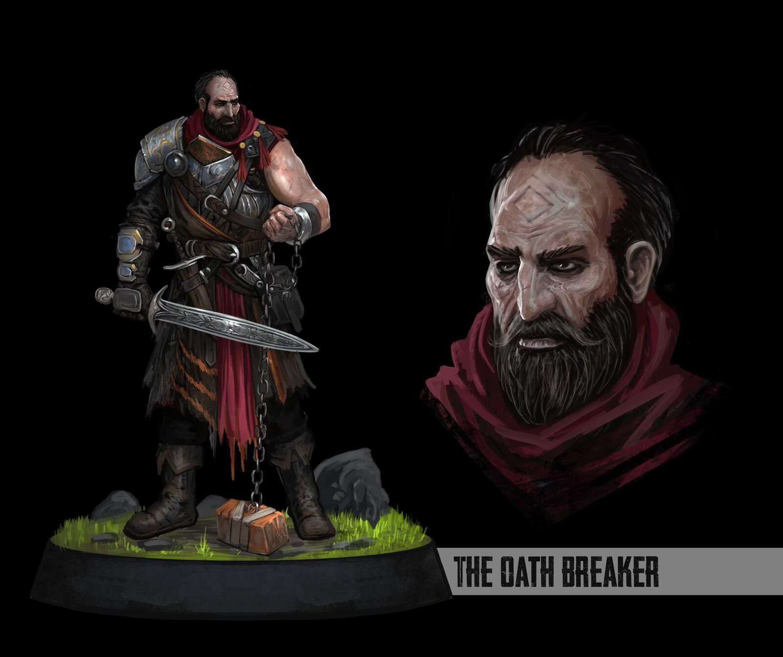 The Oath Breaker