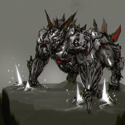 Benedick bana demon gressil final2