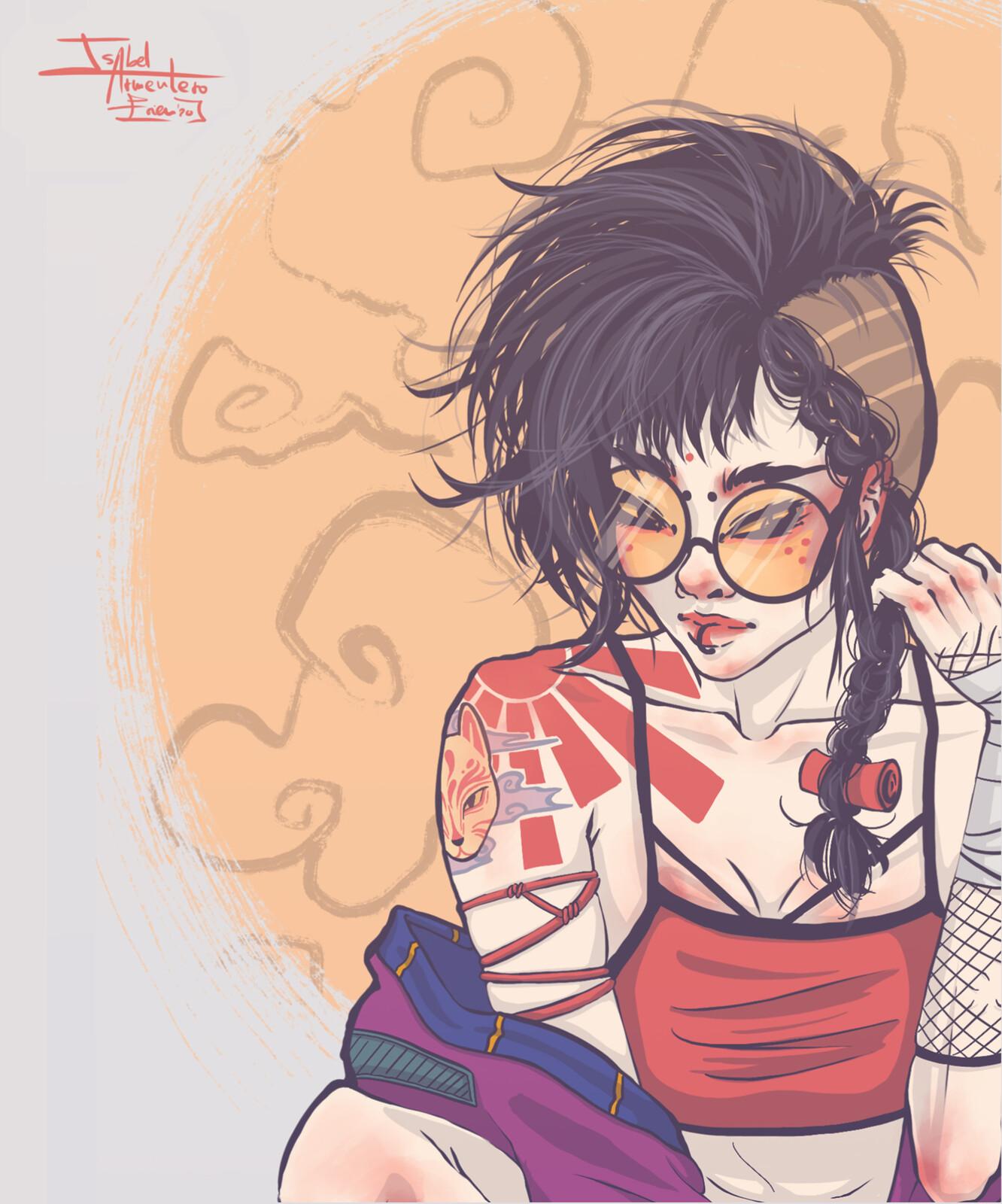 Illustration // Character #02
