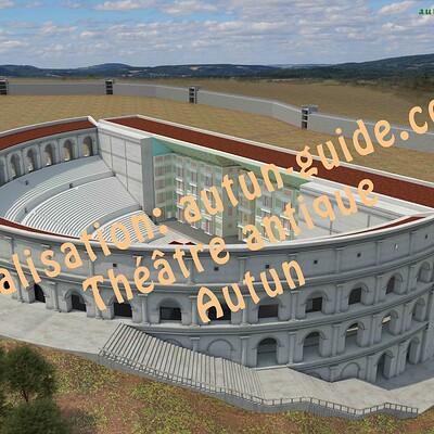 Jean paul theatre attique 2021 01 11 art station