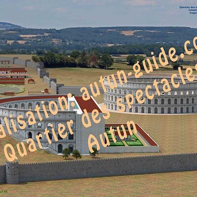Jean paul theatre et amphitheatre 2021 01 11 art station