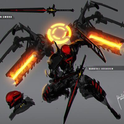 Benedick bana darkfall assassin final lores