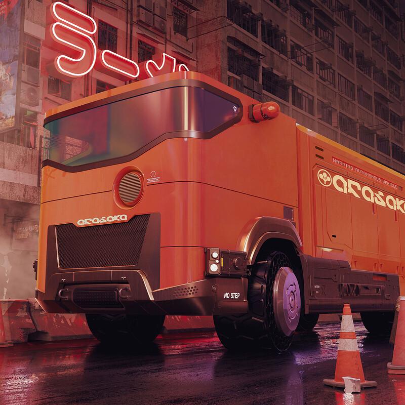 Syd Truck
