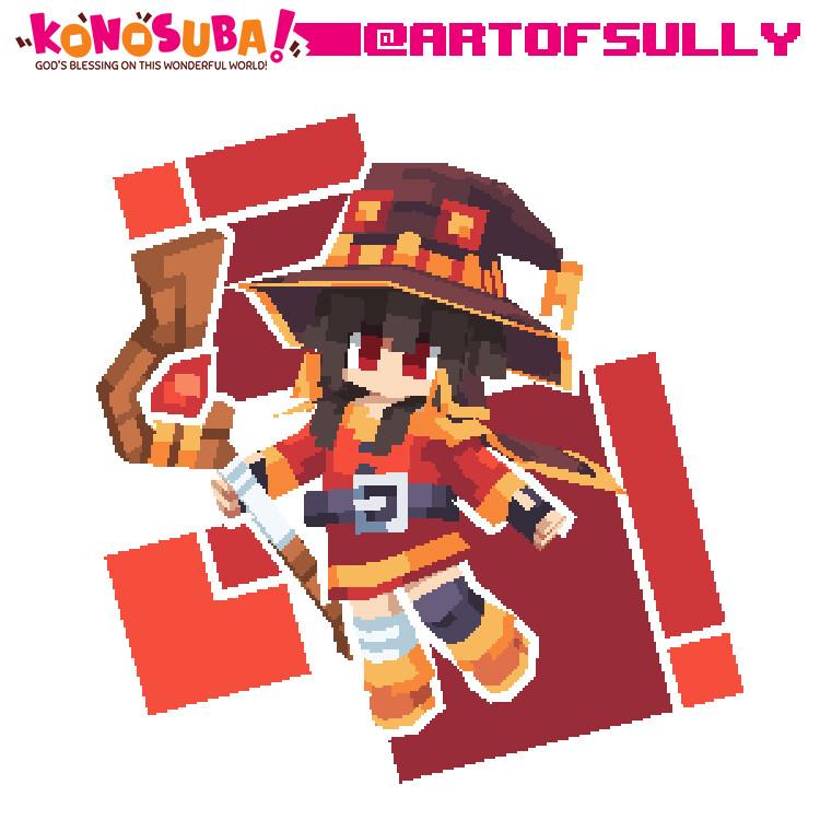 KonoSuba - Megumin