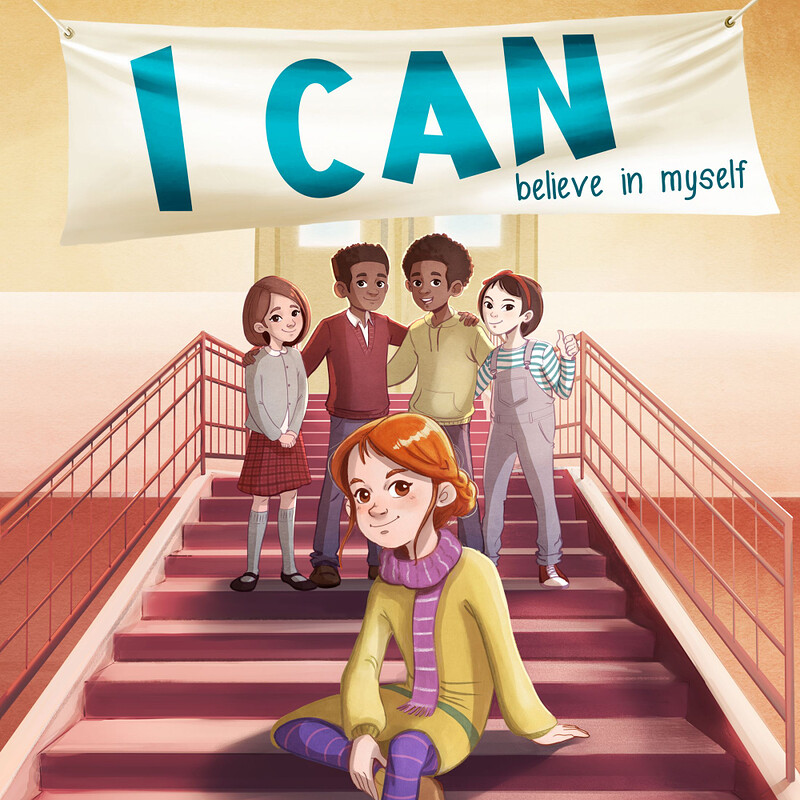 """I CAN Believe in Myself"" by ©Health Communications"