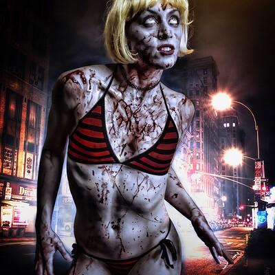 Andrew markert zombie