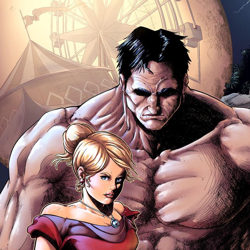 Frankenstein (Cover)
