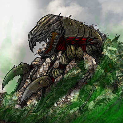 Christian woods junk creature 2021 01 12