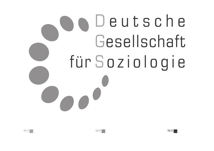 Logo, b/w