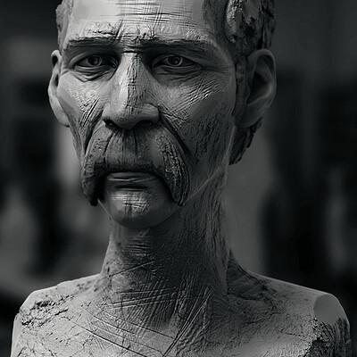 Surajit sen harry2 21 digital sculpture jan2021aa l