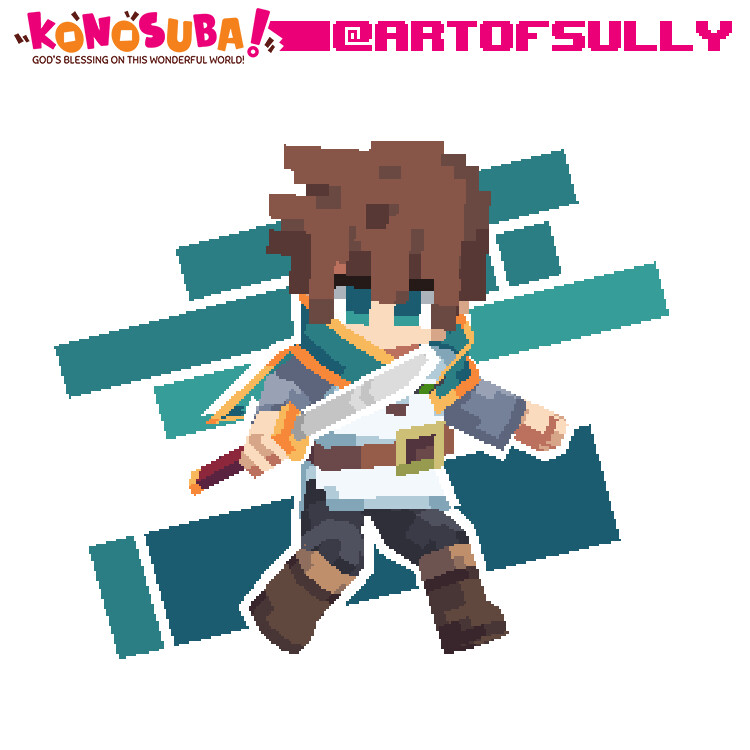 KonoSuba - Kazuma