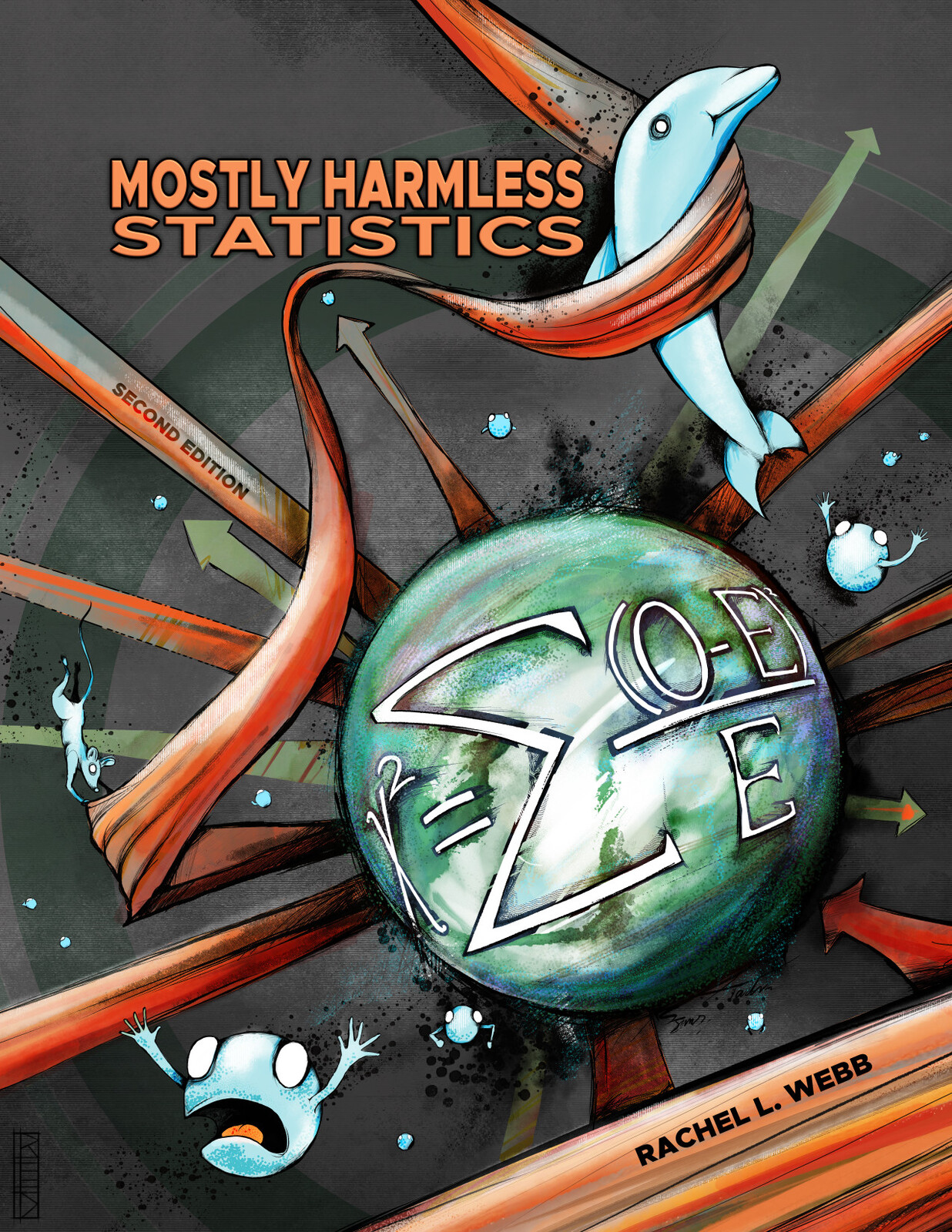 Mostly Harmless Statistics - Cover Art