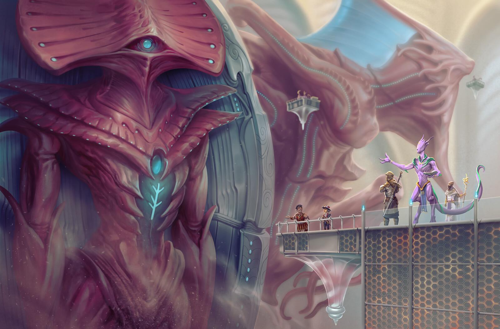Cthulhu Mythos Maps and Illustrations