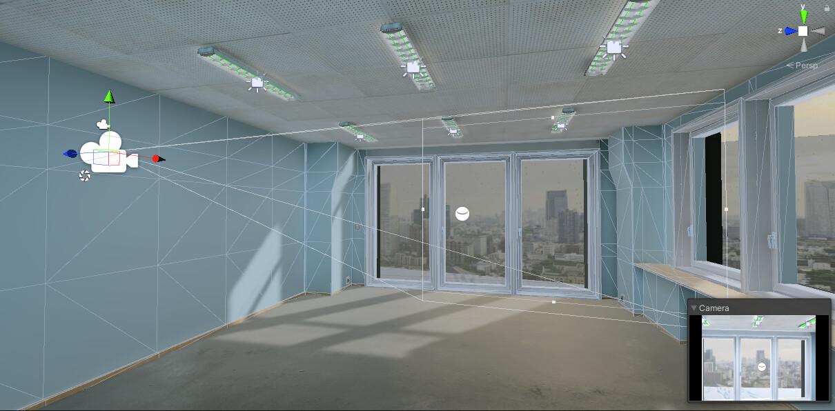 LED background production - virtual production - teaser