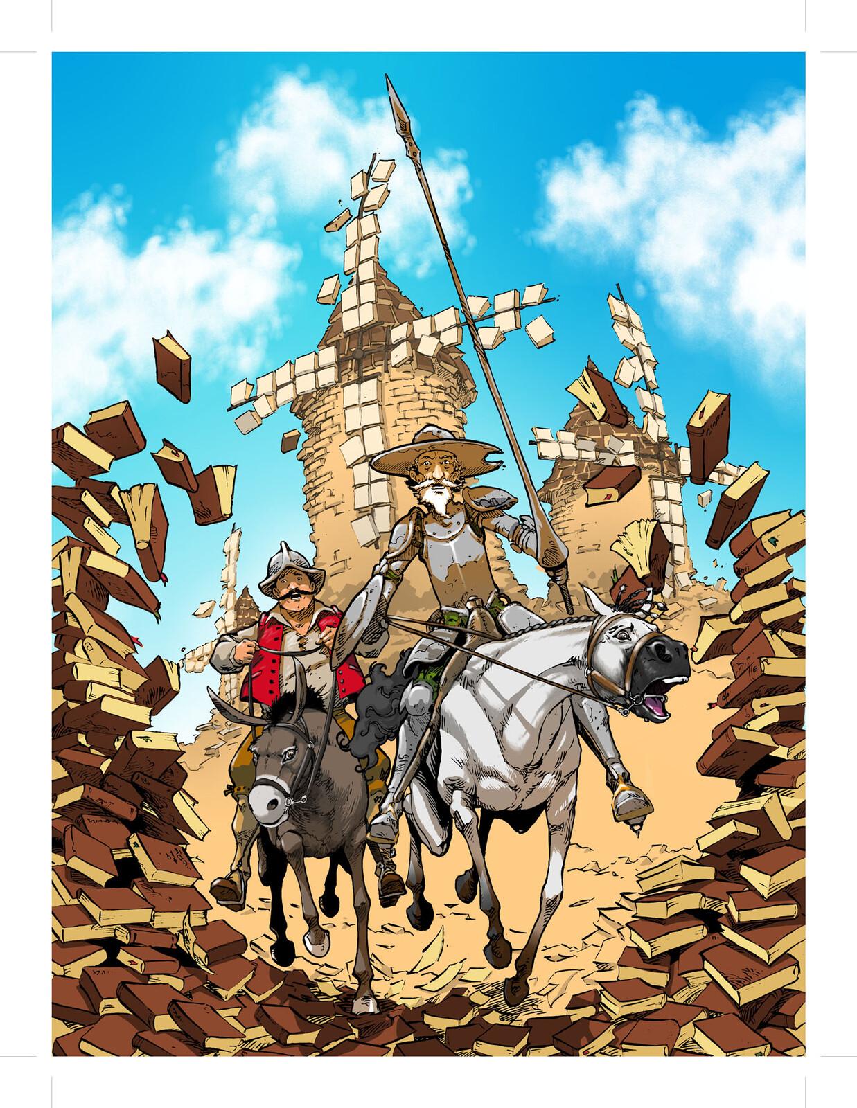 Don Quichotte (2008)
