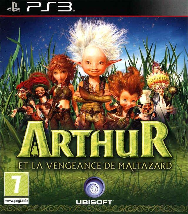 Arthur and the Minimoys 2