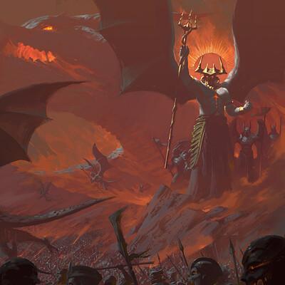Harshanand singh satan s roar