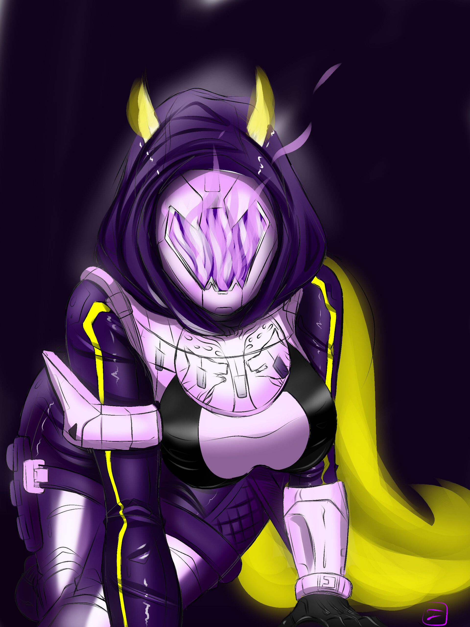 My destiny huntress