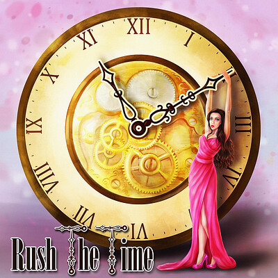 Veronika gering rush the time 2