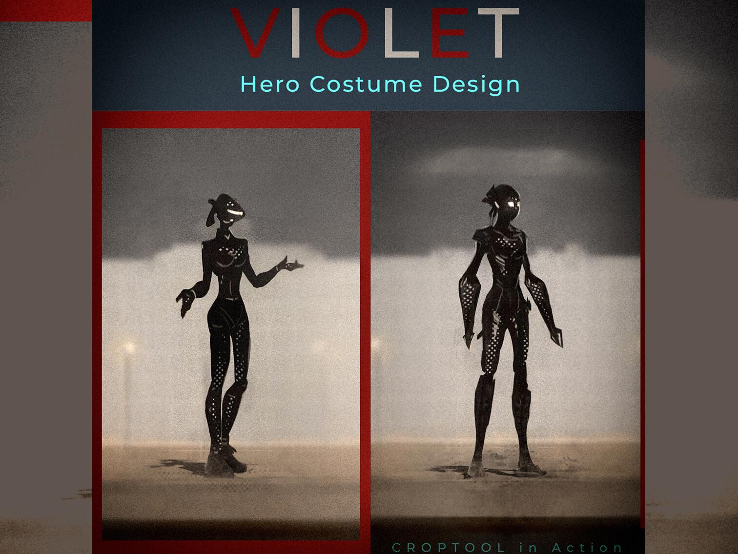VIOLET (Costume Design)