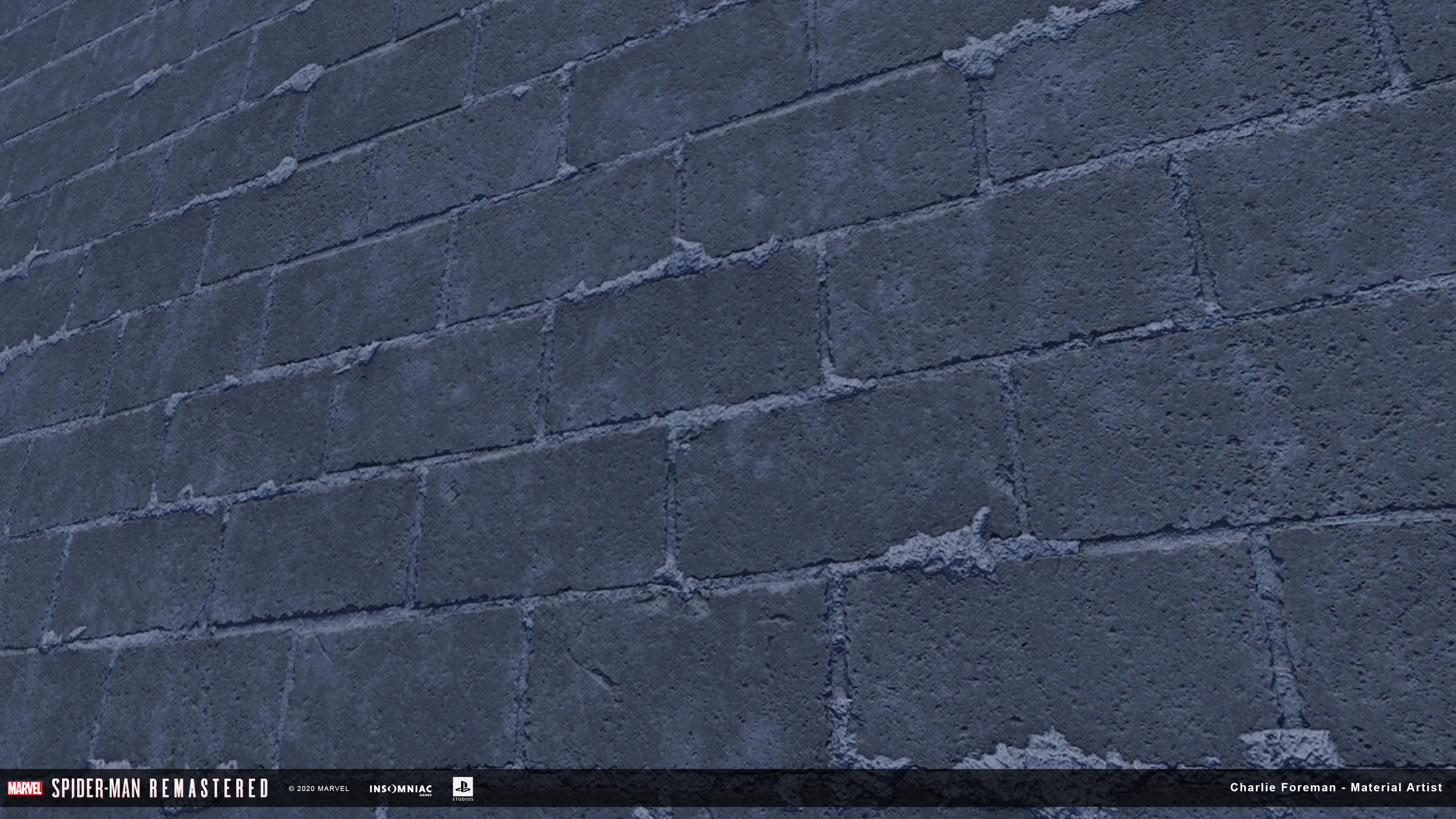 Cinder Brick 002