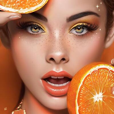 Yasar vurdem orange