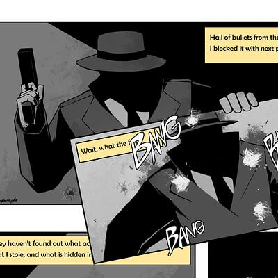 A shipwright noir strip eng