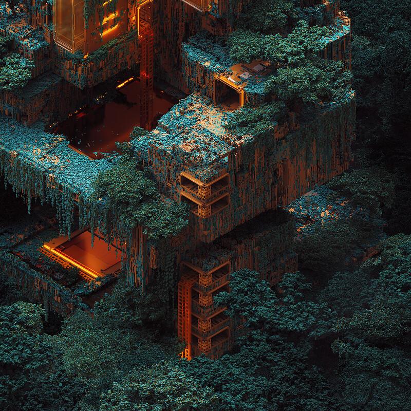 Alien Habitat