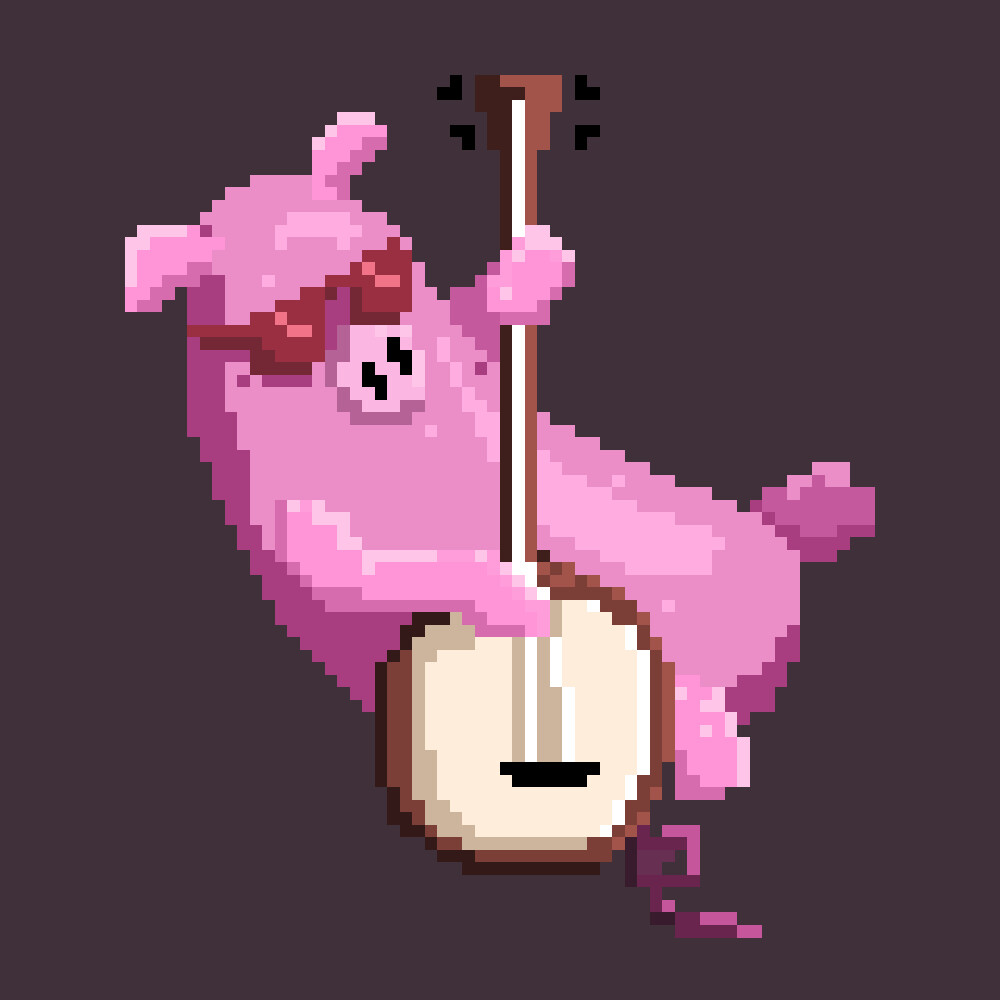 ArtStation   Banjo Piggie, Sydni Wolpert