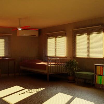 Joao salvadoretti bedroomsun1