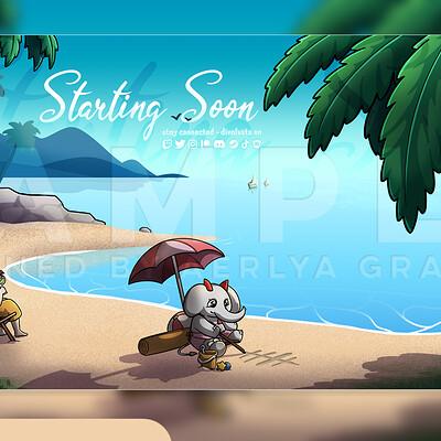 Aerlya graphics sample divalusts scene