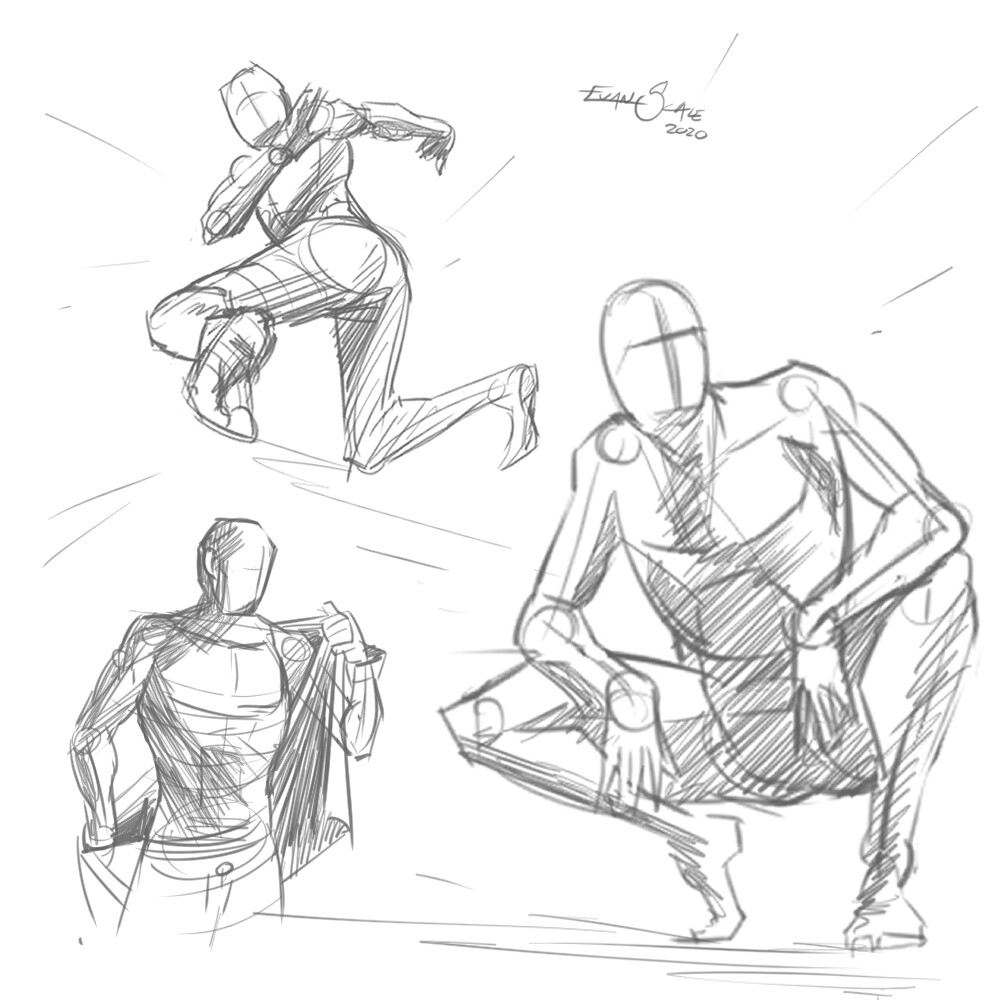 Poses #3