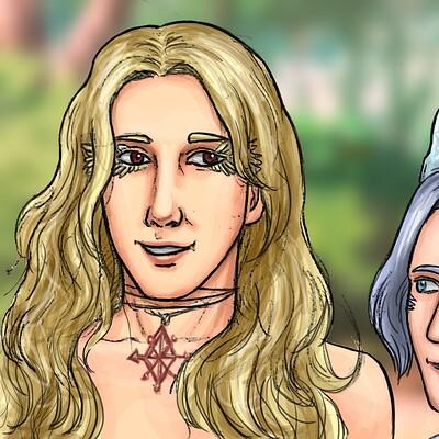 Fortunus games elisef and cedric for sayuri winter