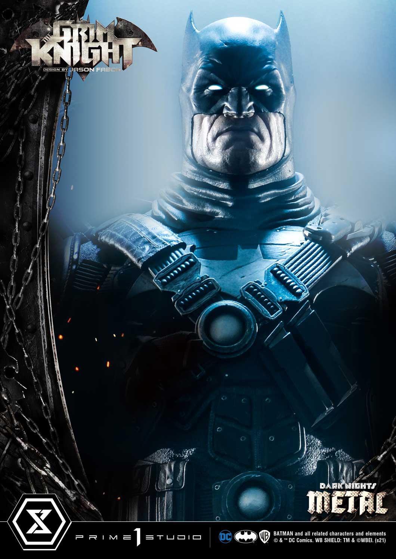Prime 1 Studio : Grim Knight - 1:3 Scale
