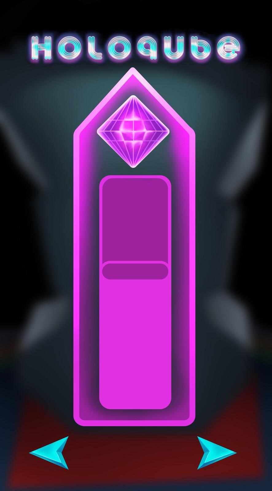 Interactive App Screen
