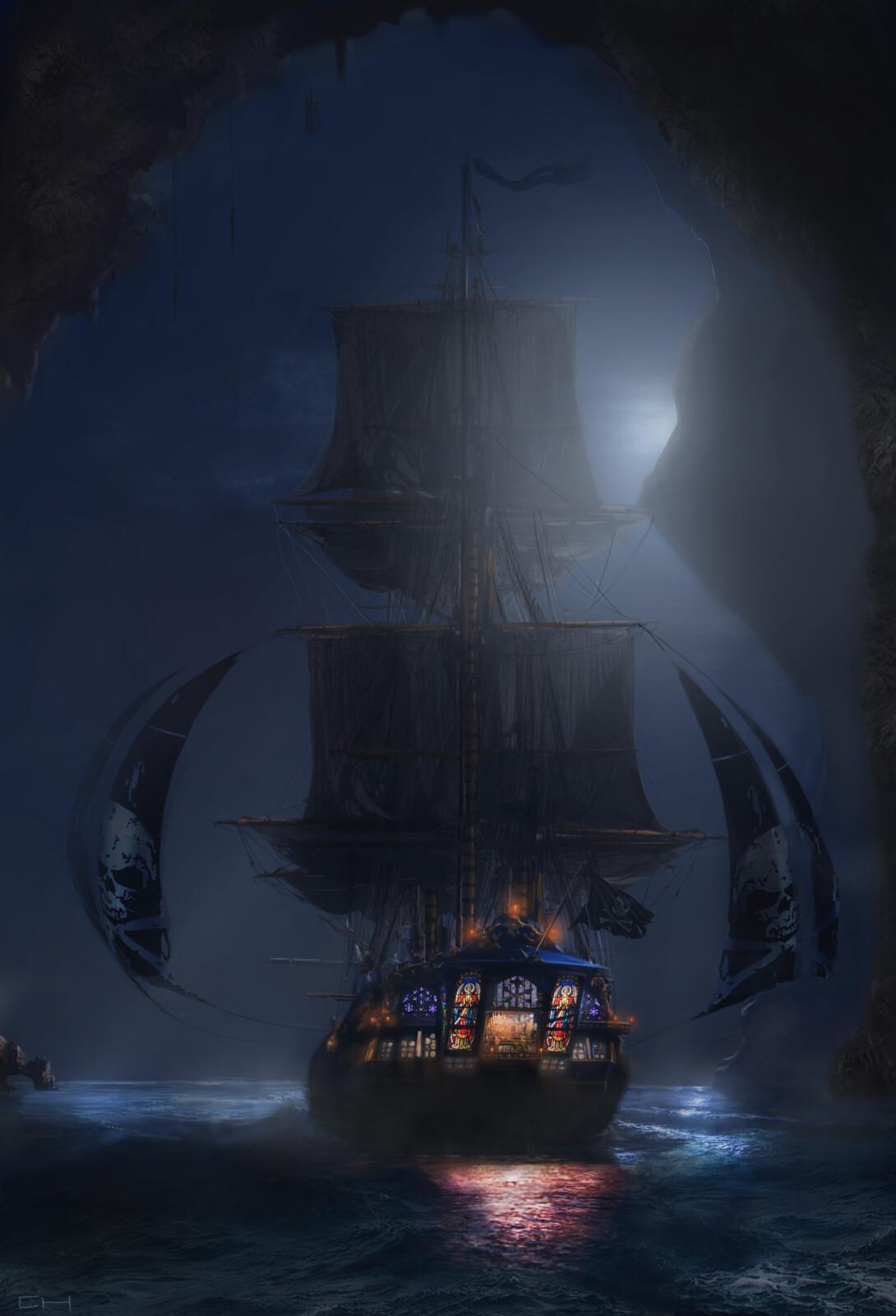Grand Pirate Ship