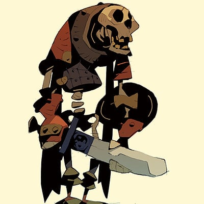 Satoshi matsuura 2021 01 02 skeleton s