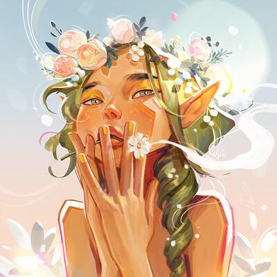 Sillyjellie ellie decade fairy2