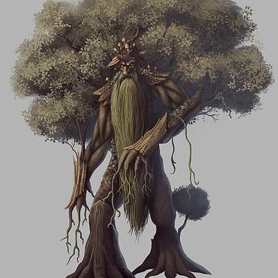 Jonathan gebel treebeard redesign cdc jonathangebel